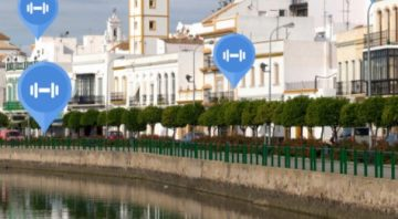 Gimnasios en Huelva