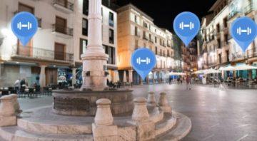 Gimnasios en Teruel