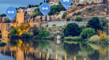 Gimnasios en Toledo