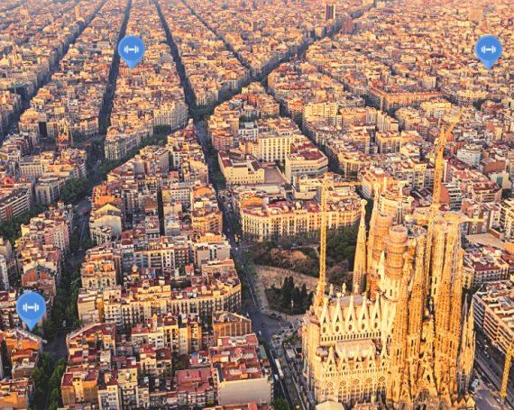 gimnasios en Barcelona