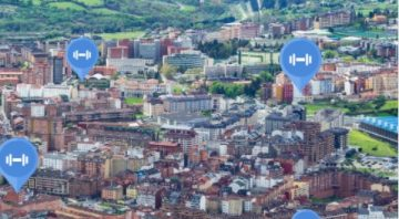 gimnasios en Oviedo
