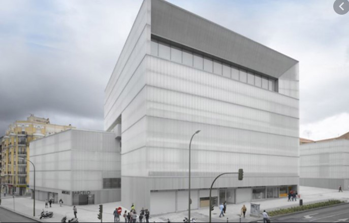 Gimnasio Forus  Barceló