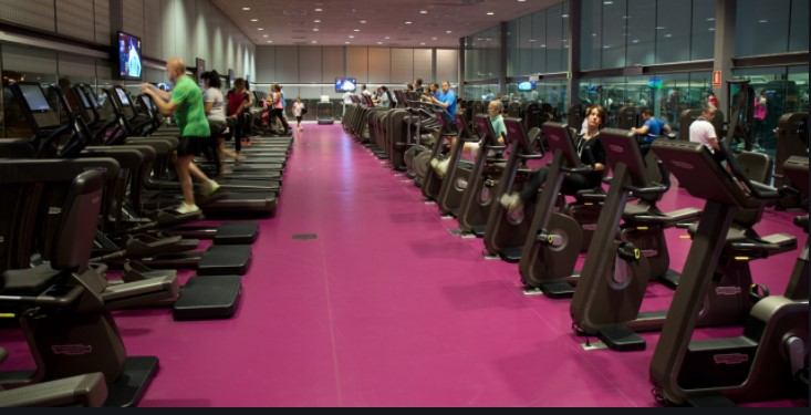 Polideportivo Fitness Sports valle de las cañas