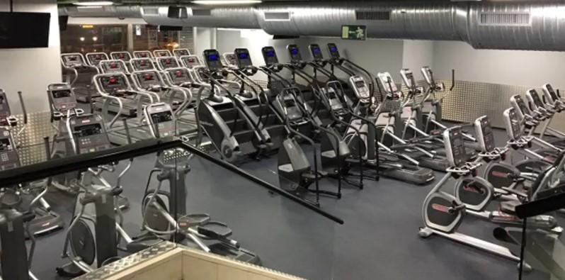 Cr7 Crunch Fitness Maria de Molina