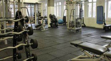pesas gimnasio altafit bilbao agando