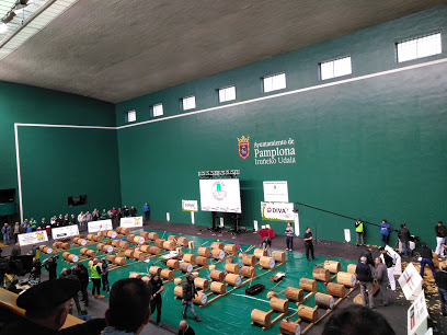 Gimnasio Labrit Basque Pelota Court  Pamplona
