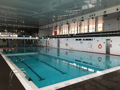 """Sports And Aquatic Center """"El Galeón"""""""