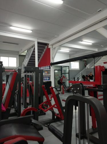 Gym And Sports Center Lanefit