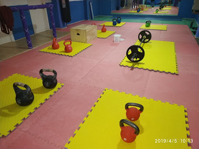 Gimnasio De Jiu Jitsu Brasileño