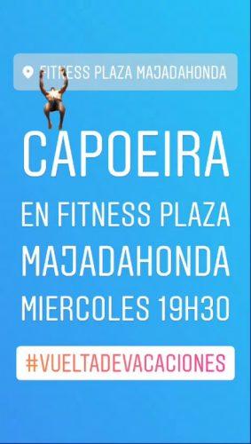 Capoeira Majadahonda, Contra-Mestre Kula, Capoeira Antiga