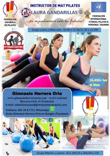 Gimnasio Herrera Oria Fitness Center