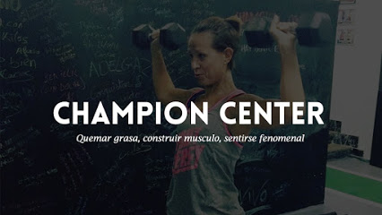 Personal Trainer Madrid – Champion Center By David Hughes