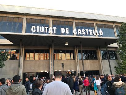 Gimnasio Pavello De Castello  Castellón de la Plana