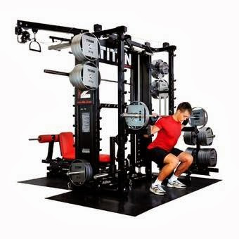 Gimnasio Croft Fitness Center  Boadilla del Monte