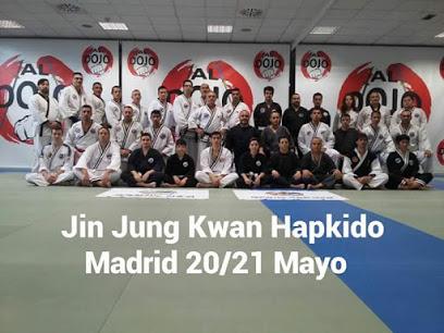 Hapkido JinJung Kwan Móstoles