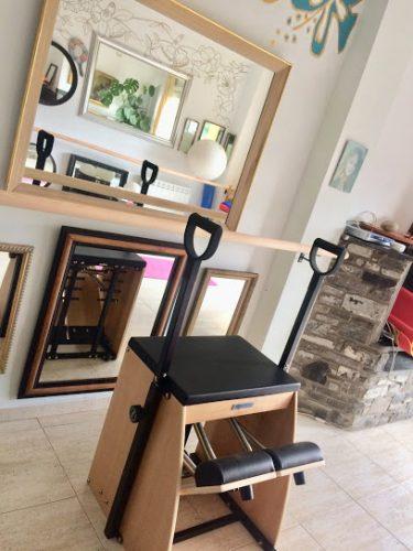 Tina Studio- Pilates Maquinas y Mat, Totalbarre y Aerial (Pilates con telas)