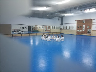 Aikidojo Zaragoza . Escuela.De Aikido Arturo Navarro
