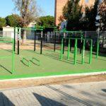 Gimnasio Parc De Cal·Listènia De Cornellà  Cornellà de Llobregat