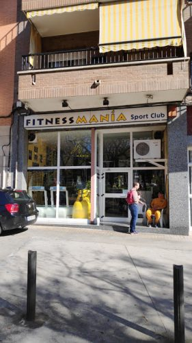 Gimnasio Fitness Mania