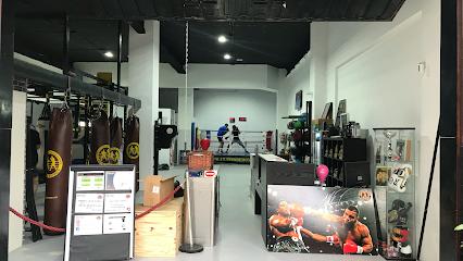 Escuela de Boxeo – Club de la Lucha