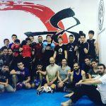 Martial arts club 78