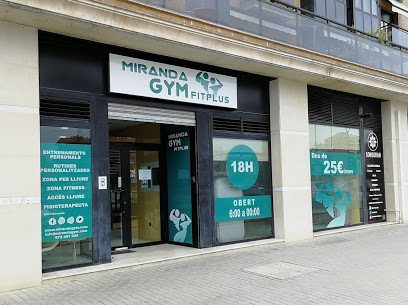 Gimnasio Miranda Gym Palma  Palma