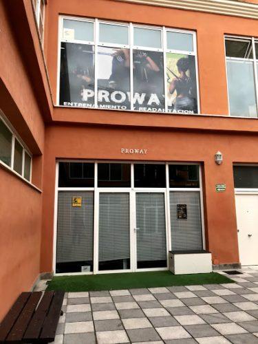 Gimnasio Proway? Entrenamiento Y Recuperación De Lesiones  Jerez de la Frontera