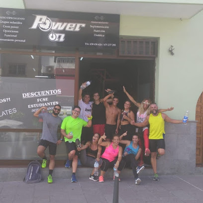 Power On Elite Training Center Tenerife