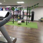 Centro deportivo Delicias