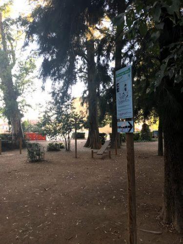 Gimnasio Gimnàs Recoregut Natura  Tortosa