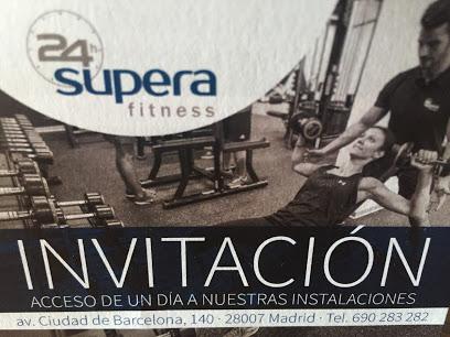 Gimnasio Supera24 Fitness Ciudad de Barcelona