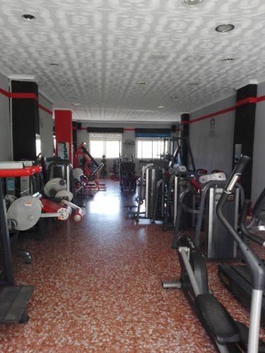 Gimnasio L'Olleria Warhouse Fitness  L'Olleria