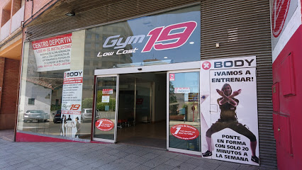 Gym 19 Low Cost Tudela
