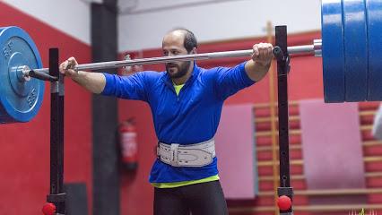 Gimnasio Halterofilia Madrid, Boxeo, Forjando Atletas