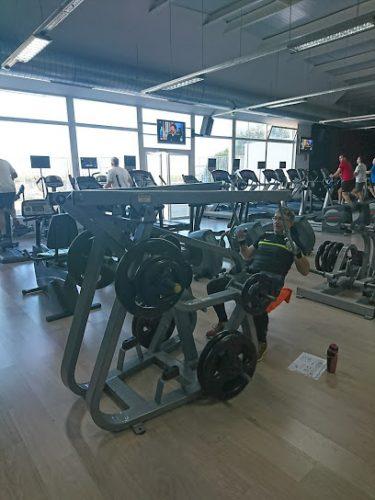 Gimnasio Vector Fitness