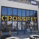 CrossFit vs. Fuenlabrada