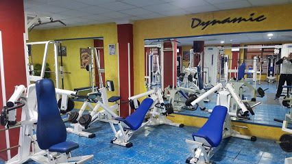 Gimnasio Dinamic Center