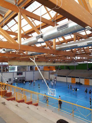 Palacio De Los Deportes De La Umh