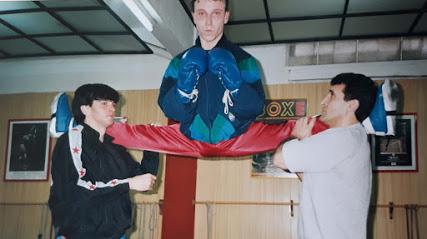 Kickboxing Logroño.Academia Riojana.