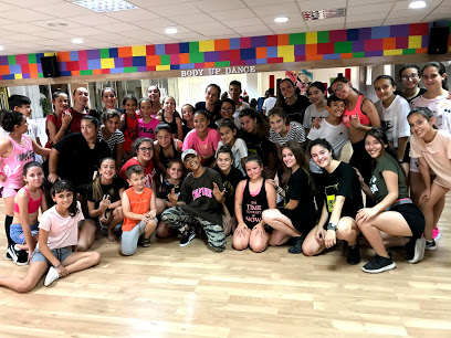 Body up dance academy