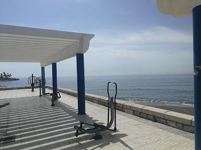 Gimnasio La Caleta I  Este, Málaga
