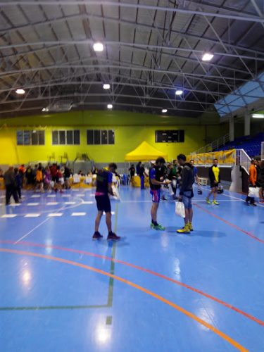 Gimnasio Tour Juguete  Ibi