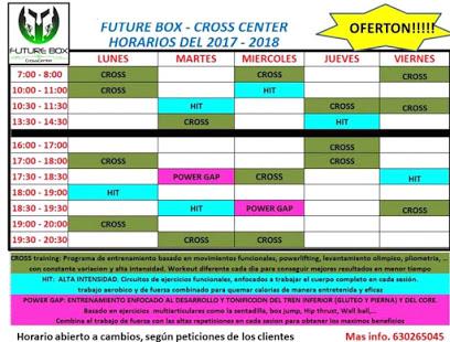 FutureBox CrossCenter