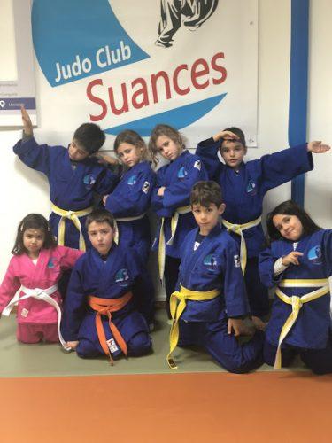 Centro artes marciales Suances