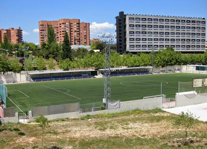 Gimnasio Football Fields Foresta  Tres Cantos