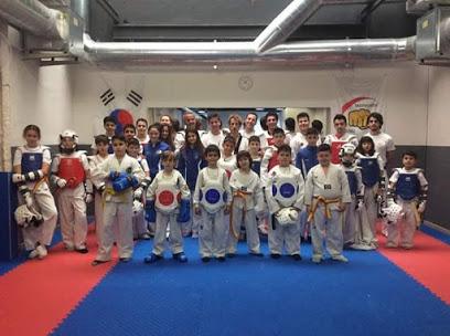 Kimyeong taekwondo Castelldefels