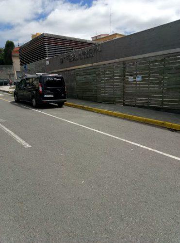 Piscina Municipal A Laracha