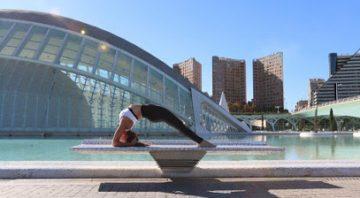 imagen Yoga en Valencia