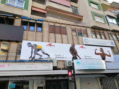 Gimnasio Family Acero Sport Albacete