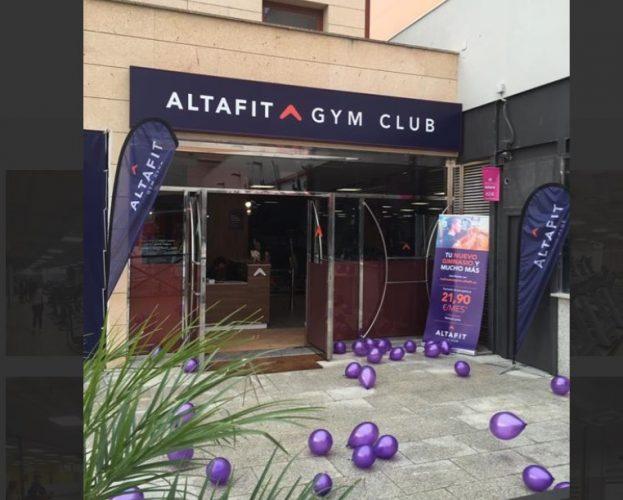 Gimnasio AltaFit gym Molina de Segura